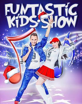 Affiche A4 - Funtastic Kids Show de Noël - Mike & Lola.jpg