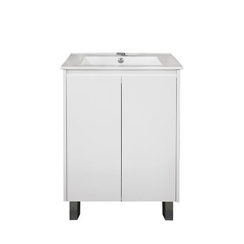 600mm Finger-Pull Vanity Unit