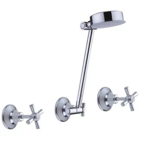 Budget Shower Tap Set
