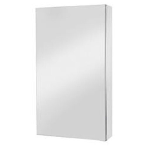 450x720mm Mirrored Shaving Cabinet