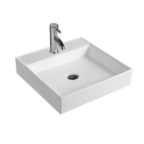 Low Profile Counter-Top Ceramic Basin