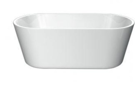 1700mm Oval Free Standing Bath