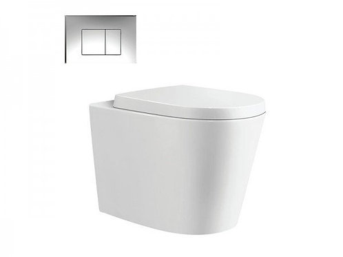 In-Wall-Cistern Back to Wall Ceramic Toilet
