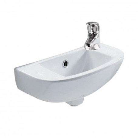 Mini Wall-Hung Ceramic Basin