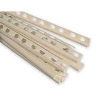 Ivory PVC Tiling Trim