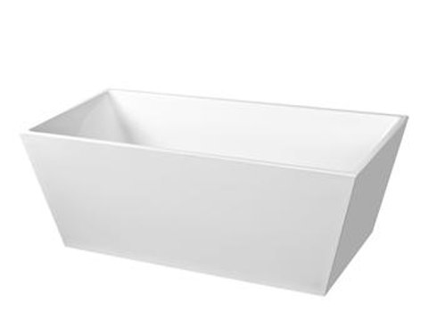 1700mm Square Free-Standing Bath