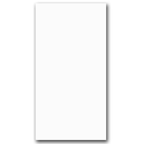 600x300 Gloss White Ceramic Wall Tile