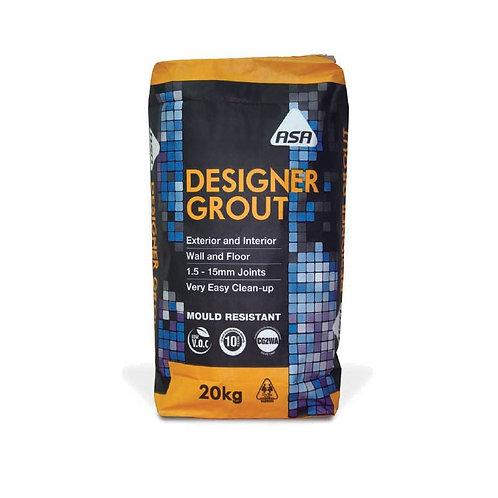 20kg ASA (Bostik) Designer Grout