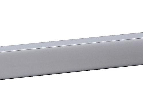 Slimline Square Hand Towel Ring (Chrome)