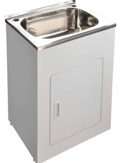 45L Laundry Trough on Cabinet