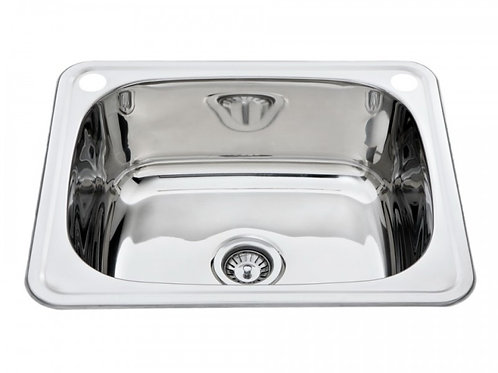 45L Stainless Steel Laundry Trough