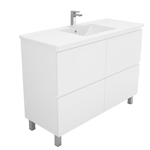 1200mm Double-Drawer Vanity Unit
