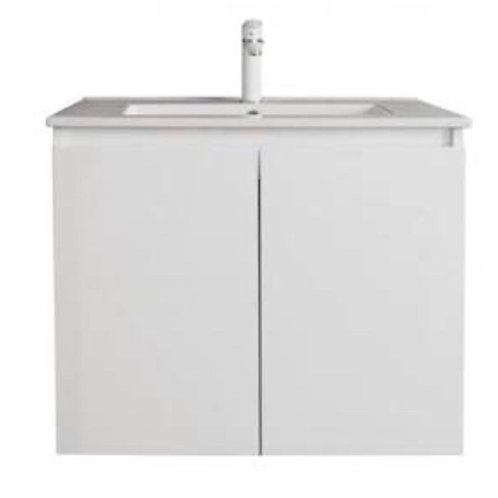 600mm Finger-Pull Wall-Hung Vanity Unit