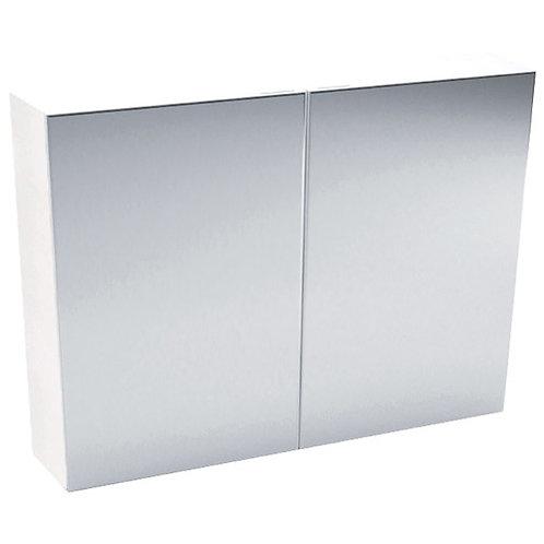 900x720mm Mirrored Shaving Cabinet