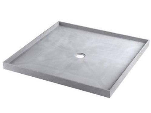 1195x895mm Tile Over Tray (Centre Waste)