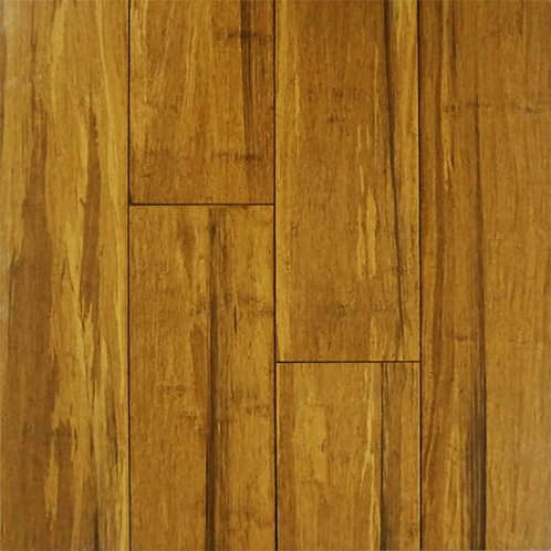 1850x125x14mm Carbinised Bamboo Flooring