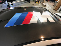 Race car decals M3 #4