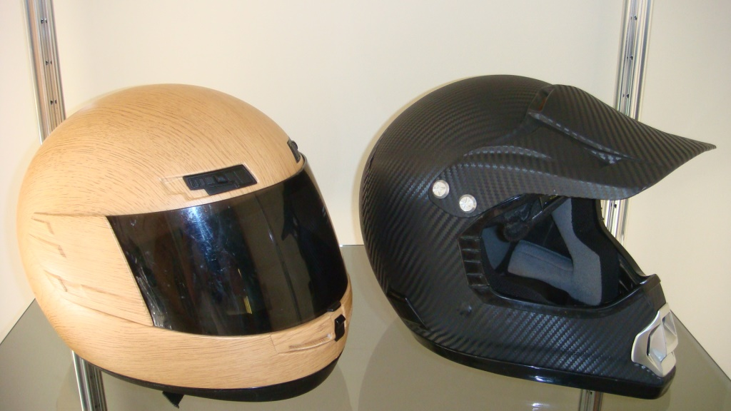 Your own unique Race Helmet