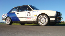 Racecar - partial wrap