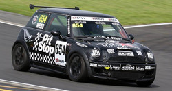 Racecar graphics