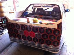 Wrap Installation