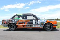 Racecar full wrap