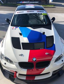 Race car decals M3 #5