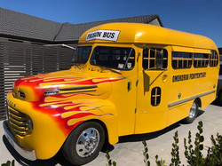 Prison Bus decals for Beach Hop 2019