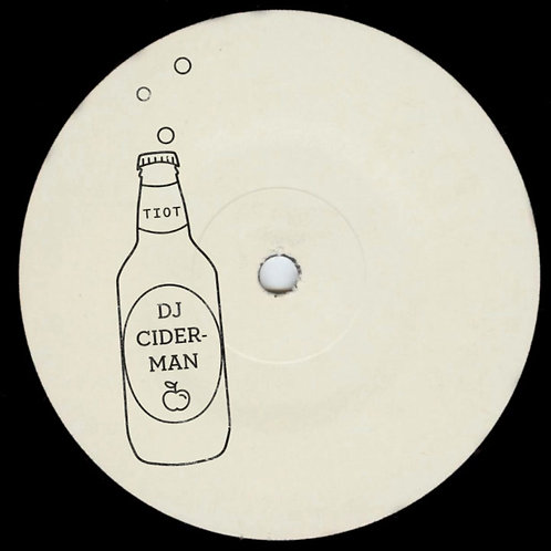DJ Ciderman 'Summer Groove EP' (This Is Our Time)
