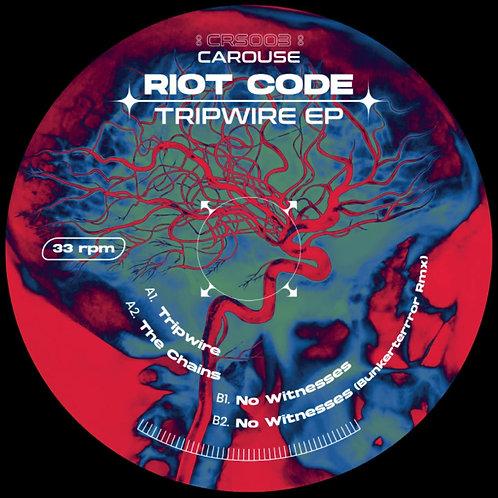 Riot Code 'Tripwire EP' (Carouse)