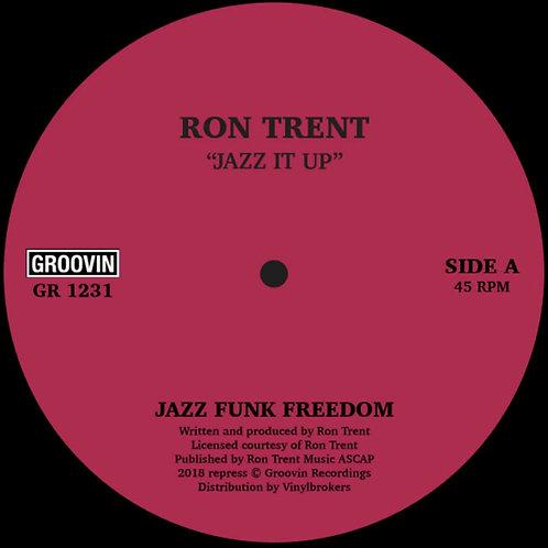 Ron Trent 'Jazz It Up' (Groovin Recordings)