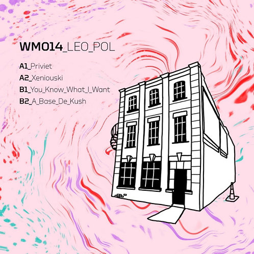 Leo Pol 'Warehouse Music 014' (Warehouse Music)