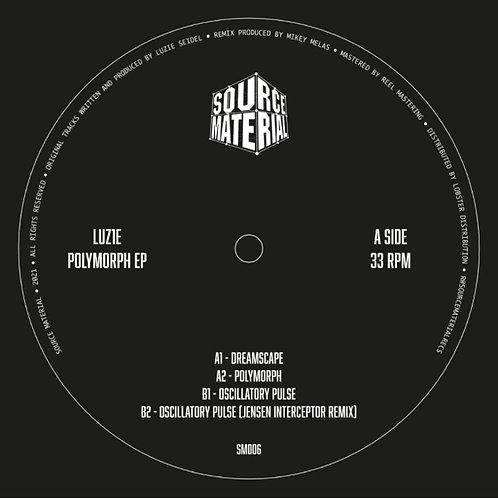 Luz1e 'Polymorph EP' (Source Material)