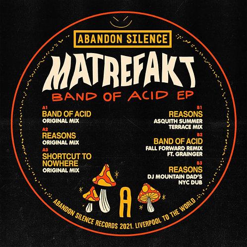 Matrefakt 'Band Of Acid' (Abandon Silence)