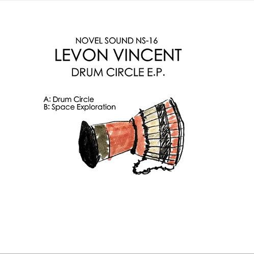 Levon Vincent 'Drum Circle EP' (Novel Sound)