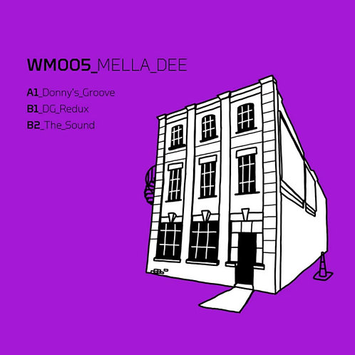 Mella Dee 'Donny's Groove' (Warehouse Music)
