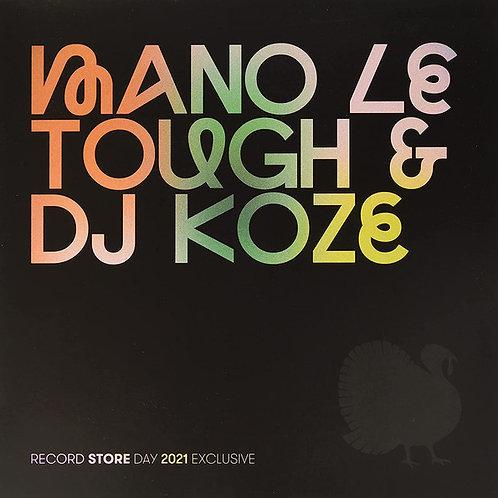 Mano Le Tough / Dj Koze 'Pompeii (Extended) / Now I Know' (Pampa)