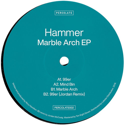 Hammer 'Marble Arch EP' (Percolate)