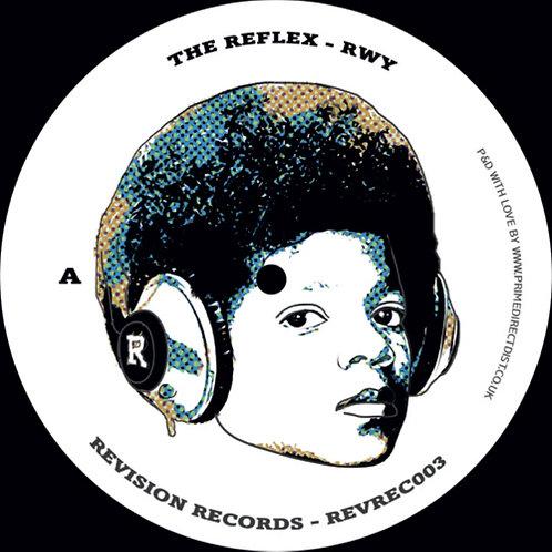 The Reflex 'RWY/ANL' (Revision Records)