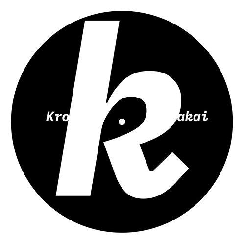 Krokakai / Liðvarð 'Split EP' (Gated Recordings)