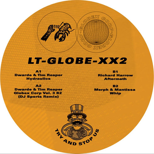 Various Artists 'LT-GLOBE-XX2' LT-GLOBE-XX