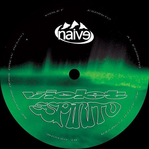 Violet 'Espírito EP with Eris Drew remix' (Naive)