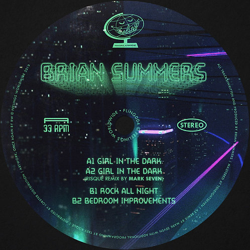 Brian Summers 'Girl in the Dark' (Feelings Worldwide)