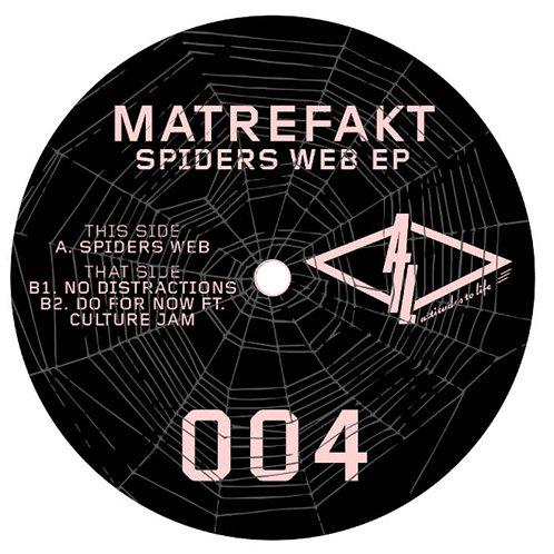 Matrefakt 'Spider's Web' (Attitudes to Life)