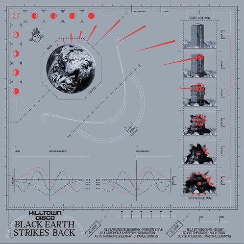 Various Artists 'Black Earth Strikes Back' (Hilltown Disco)