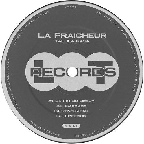 La Fraicheur 'Tabula Rasa' (Lobster Theremin)