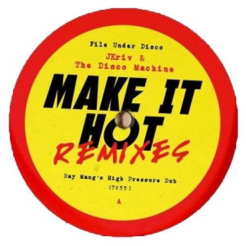 Jkriv & The Disco Machine 'Make It Hot' (File Under Disco)
