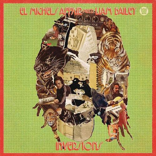 El Michels Affair Meets Liam Bailey 'Ekundayo Inversions' (Big Crown Records)