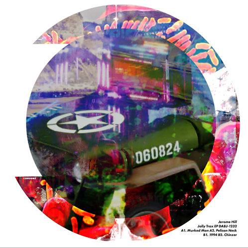 Jerome Hill 'Jolly Trax EP' (D.A.B.J)