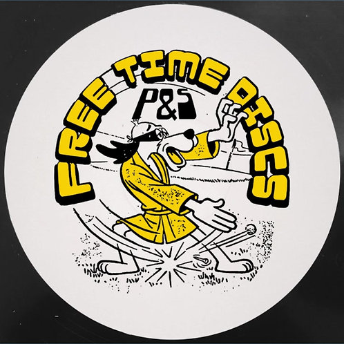 Paul & Shark, Maruwa, Stones Taro 'FREETIME 004' (Free Time Discs)